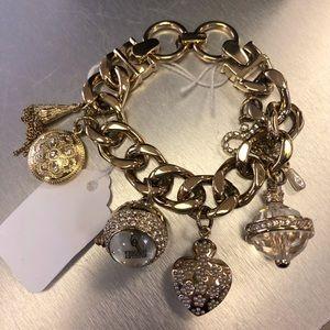 BADGLEY MISCHKA watch bracelet